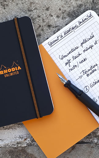 Rhodia Boutique Collection