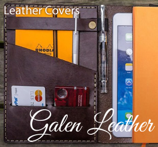 Gale  Leather Covers