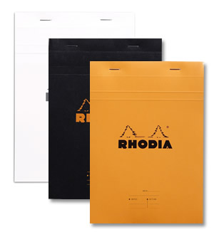Rhodia Meeting Pads